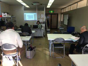 安全運航管理者コースの講習に参加しました